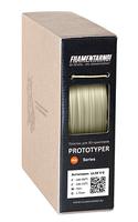 Пластик для 3D принтера Filamentarno 1.75 мм. Антипирен UL94 V-0 натуральный (0.75 кг)