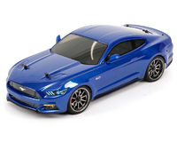 Vaterra 2015 Ford Mustang RTR w/DX2E 2.4GHz, Battery, Charger