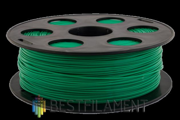 PLA пластик Bestfilament 2.85 мм для 3D-принтеров, 1 кг, зелёный