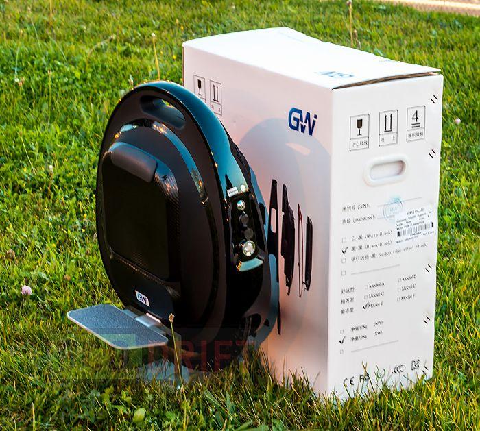 Моноколесо Gotway Tesla 1020 wh 84 V